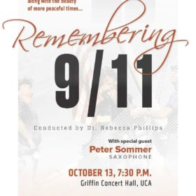Wind Symphony to honor 9/11 heroes Oct. 13
