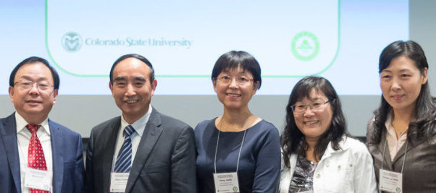 CSU hosts conference on university-based Extension in China