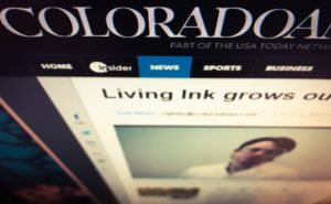 Living Ink was covered by local and national media.