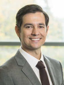 George Watson, Assistant Professor of Marketing, College of Business, September 22, 2016