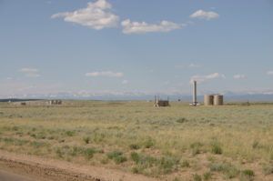 Oilfield Pinedale Wyoming
