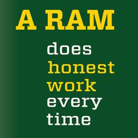 It's Ramtegrity Week on campus