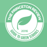 Princeton Review Green Colleges 2016