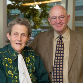 Temple Grandin and Gary Smith among 25 industry icons