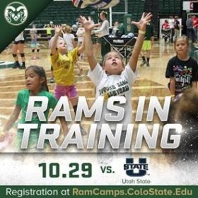 Kids invited to free CSU volleyball clinic