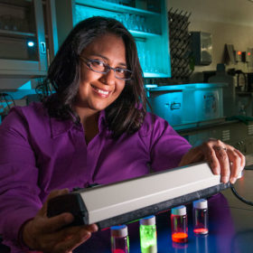 CSU grad earns top Hispanic science and engineering honors
