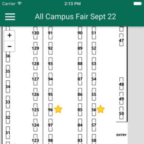 The Fairs App: Improving the career fair experience for everyone