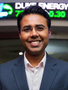 Bharad Kannan, Assistant Professor of Finance and Real Estate, College of Business, Colorado State University, August 30, 2016