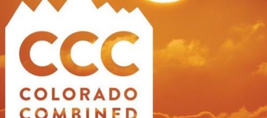 Pick your charity through Colorado Combined Campaign