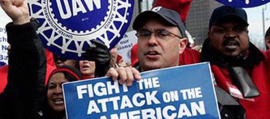 Why America's labor unions are about to die