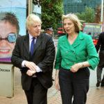 Boris Johnson and Theresa May John Stillwell/PA Wire