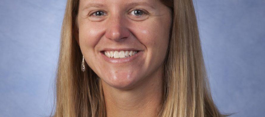 DARE alumna receives named professorship