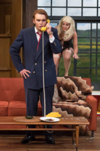 """""""Noises Off"""" at Colorado State University"""