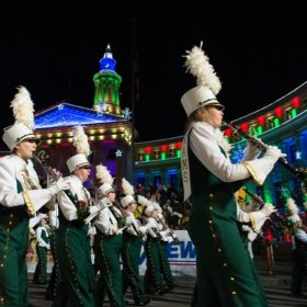 Catch a Parade of Lights preview tonight at the UCA