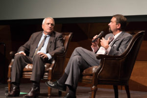 Q and A with Tony Frank and Bill Ritter