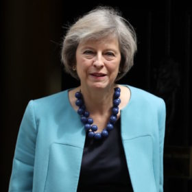What Theresa May could teach America's next president about leading a divided country