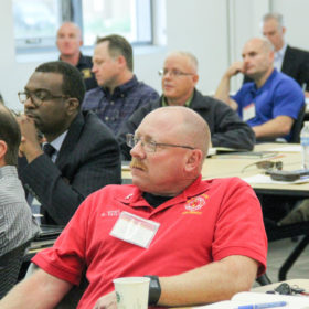 CSU faculty member holds event to improve firefighter safety