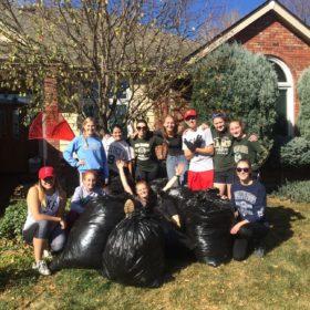 Fall Clean Up keeps growing in volunteers — and leaves