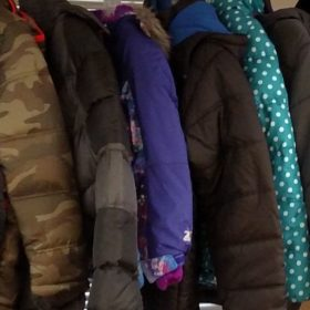 CSU College of Business' Coats for Kids warms the heart