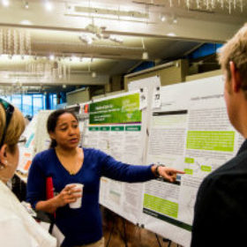 Eight School of Education graduate students participate in 2016 Graduate Showcase