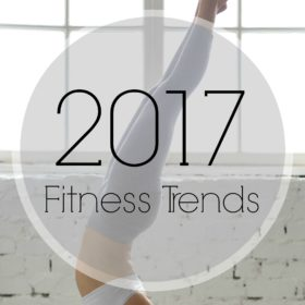 What's new in fitness in 2017