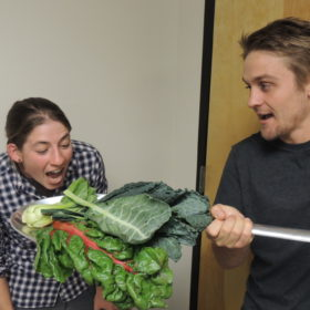 CSU grad students: Lettuce start eating more leafy greens