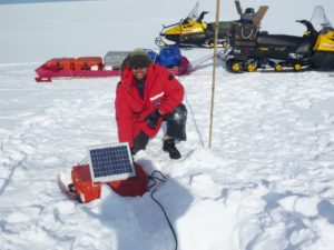 Rob Anthony Geosciences Antarctica