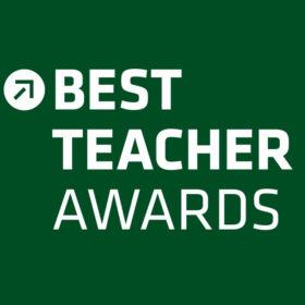 Nominate a great teacher for a 2017 Best Teacher Award