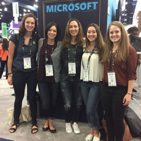 CSU students join thousands for celebration of women in computing