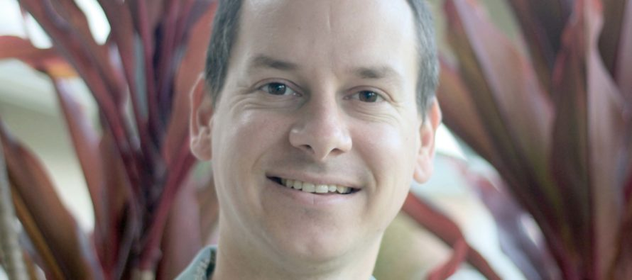 Tropical cyclone researcher Michael Bell receives presidential early-career award