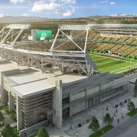 University, City host on-campus game day, stadium operations open house