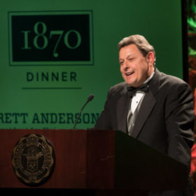 Annual 1870 Dinner offers supporters a chance to celebrate CSU