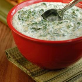 Recipe: Spinach and artichoke dip