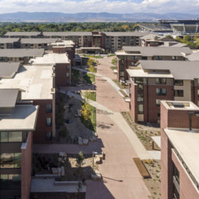The dawn of a new community: Aggie Village Open House