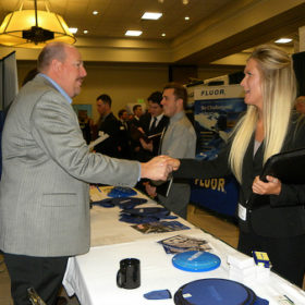 Construction Management hosts Spring Career Fair