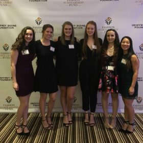 Design and Merchandising students win scholarships, trip to the Big Apple
