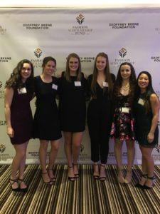 Design and Merchandising scholarship winners