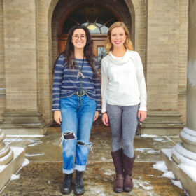 Two students awarded the Gilman Scholarship for spring 2017