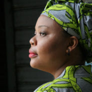 Nobel Peace Prize winner Leymah Gbowee on campus