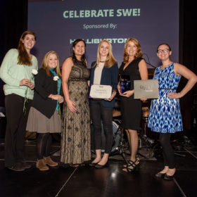 CSU Society of Women Engineers chapter recognized for outreach efforts