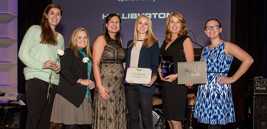 CSU SWE awards