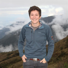 Young Investigators Award goes to Ph.D. grad Sarah Fitzpatrick