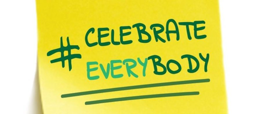 Celebrate EveryBODY during Body Acceptance Week