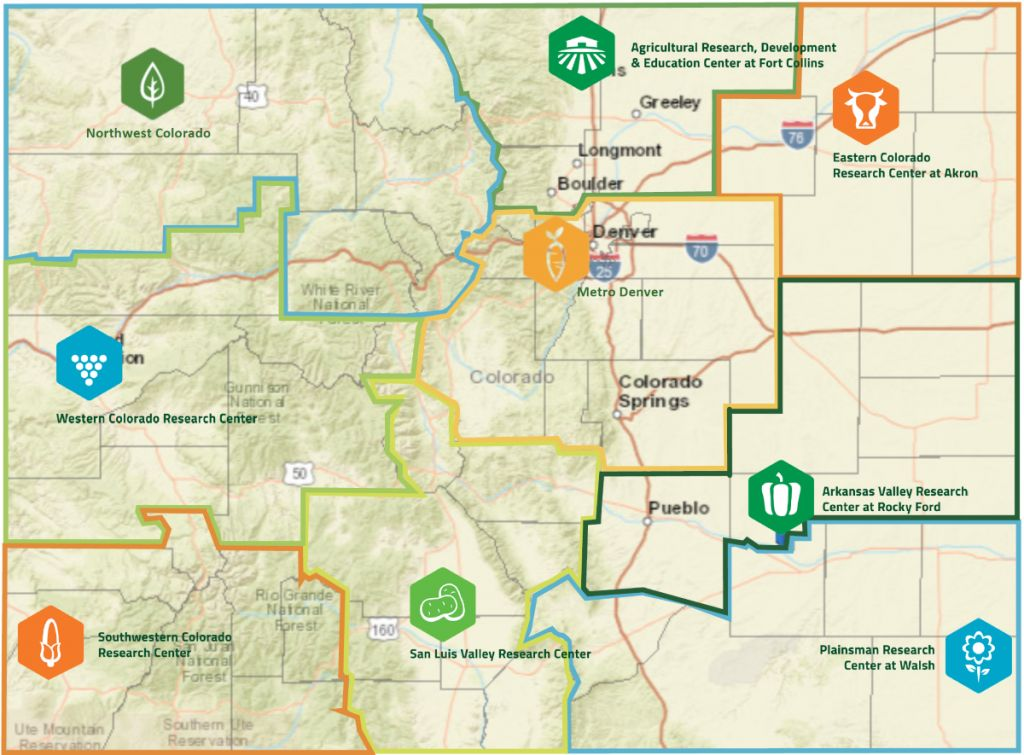 Colorado blueprint project to engage with ag stakeholders across the colorado blueprint project to engage with ag stakeholders across the state malvernweather Images