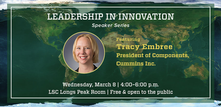 leadership in innovation banner