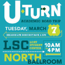 Because life doesn't have a GPS: U-Turn, March 7