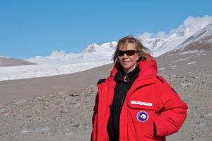 Diana Wall Miers Antarctica