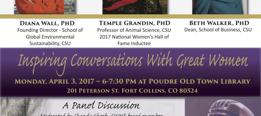 A conversation with three of CSU's top women faculty