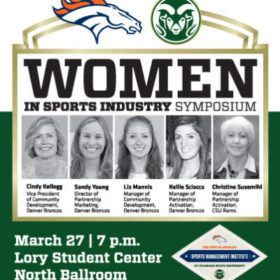 Women in Sports Industry Symposium coming to CSU