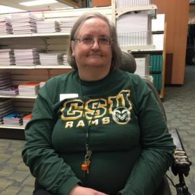 Celebrate! 25 years at CSU: Fran Wilson